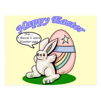 Happy Easter 2 Postcard