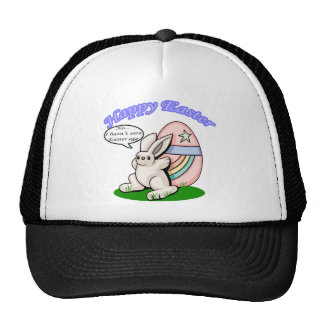 Happy Easter 3 copy Trucker Hat