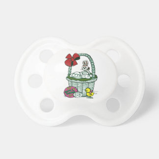 Happy Easter 3 Pacifier
