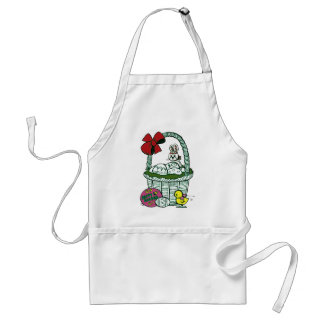 Happy Easter 3 Standard Apron