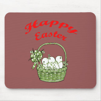 Happy Easter 4 Mouse Pad