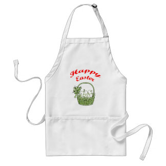 Happy Easter 4 Standard Apron