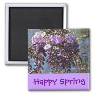 Happy Easter (5) - Magnet - Customize/Personalize