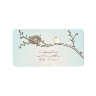 Happy Easter Address Label