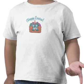 happy easter aqua t shirts