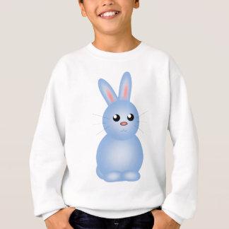 Happy Easter Blue Bunnise Sweatshirt