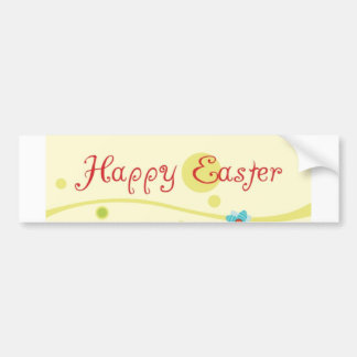 Happy Easter!!! Bumper Sticker