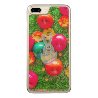 happy Easter, bunny Carved iPhone 7 Plus Case