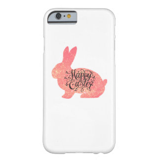 Happy Easter Bunny Funny Kids Women Men Barely There iPhone 6 Case