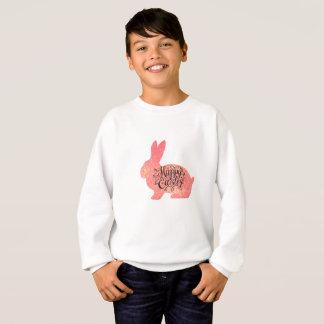 Happy Easter Bunny Funny Kids Women Men Sweatshirt