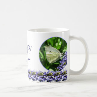 Happy Easter Butterfly Mug