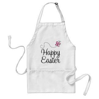 Happy Easter Butterfly Standard Apron