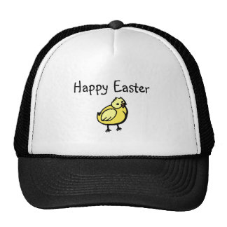 Happy Easter Chick Hats