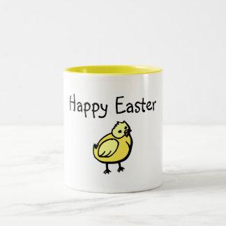 Happy Easter Chick Mug