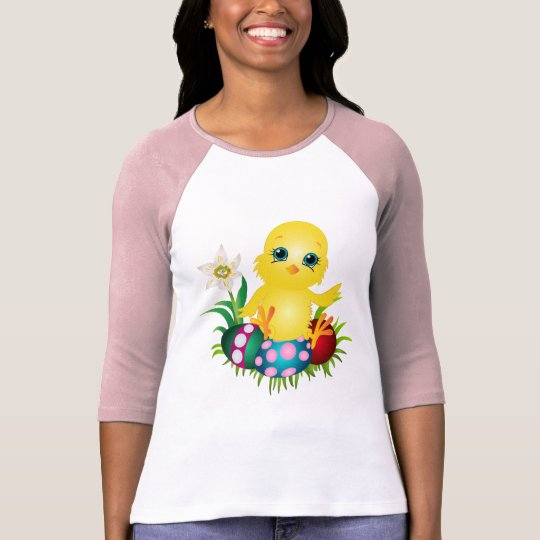 Happy Easter Chicken T-Shirt