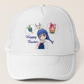 Happy Easter (costumizable) Trucker Hat