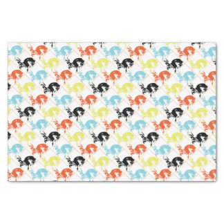 Happy Easter Cute Bunnies Gift Wrapping Tissue Paper