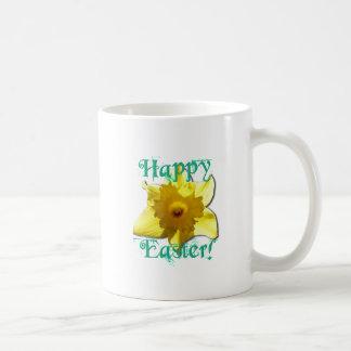 Happy Easter, Daffodil 01.2.T Coffee Mug