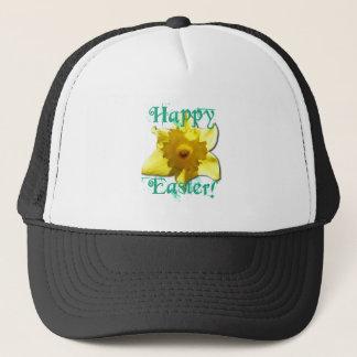 Happy Easter, Daffodil 01.2.T Trucker Hat