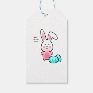 Happy Easter Day Gift Tags