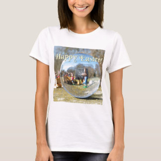 Happy Easter! Easter Bunny school 02.0.T T-Shirt