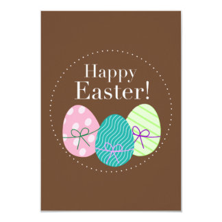 Happy Easter Easter Party Invitations