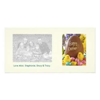 Happy Easter Egg Photo Cards