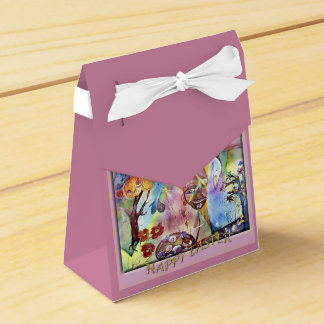 Happy Easter Favor Box
