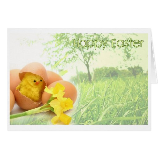 Happy Easter Greeting Greeting Cards