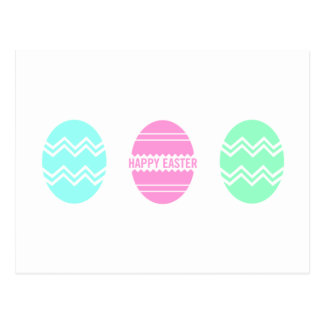 Happy Easter Greeting Cards Postcard