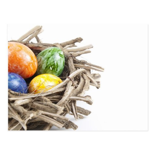 Happy Easter greetings Post Card