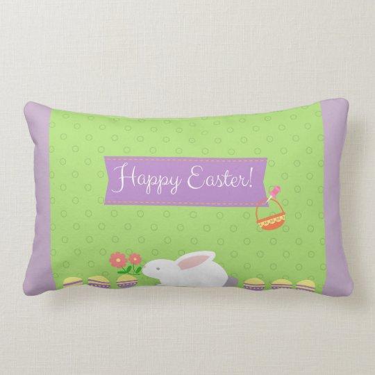 Happy Easter! Lumbar Pillow