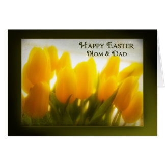 Happy easter mom gifts happy easter mom gift ideas on zazzle happy easter mom and dad card negle Image collections