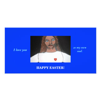HAPPY EASTER OWN SOUL PHOTO CARDS