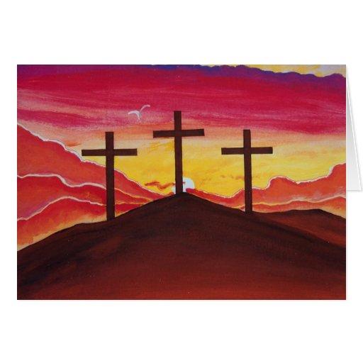 Happy Easter Risen As He Said Greeting Card Art
