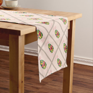 Happy Easter Short Table Runner