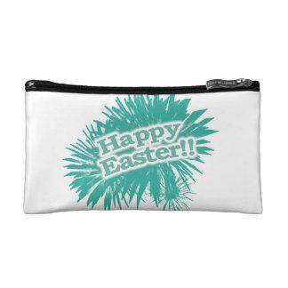 Happy Easter Theme Design Makeup Bag