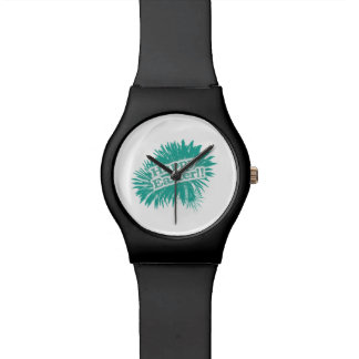 Happy Easter Theme Design Wristwatches