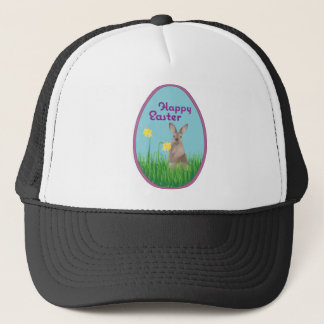 Happy Easter Trucker Hat