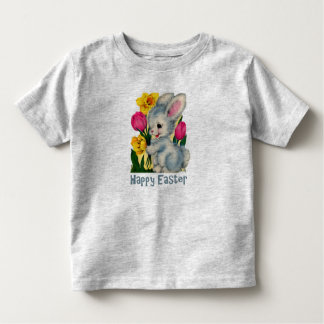 Happy Easter Vintage Bunny Shirt