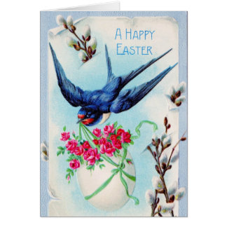 Happy Easter - Vintage Card