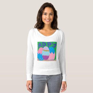 Happy Easter Womens top