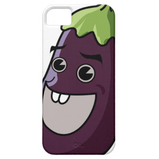 Happy Eggplant iPhone 5 Case