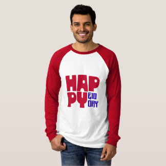 Happy Eid Day Long Sleeve T-Shirt