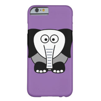 Happy Elephant Barely There iPhone 6 Case