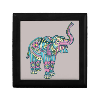 Happy Elephant Gift Box
