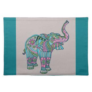 Happy Elephant Placemat