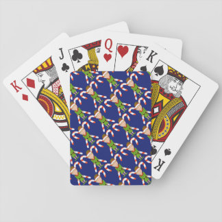 Happy Elf Christmas Playing Cards