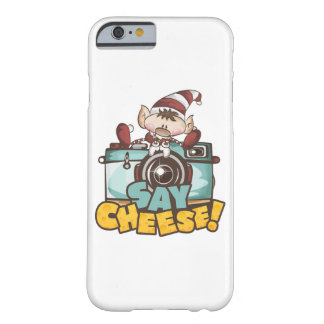 "Happy Elf ""Say Cheese"" iPhone 6/6s Case"