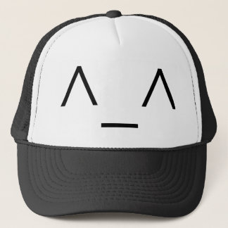 ^_^ Happy Emoticon Hat